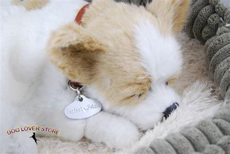 lifelike puppy chihuahua like stuffed animal breathing petzzz