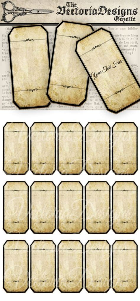 blank printable jar labels blank apothecary labels printable add your own text bottle