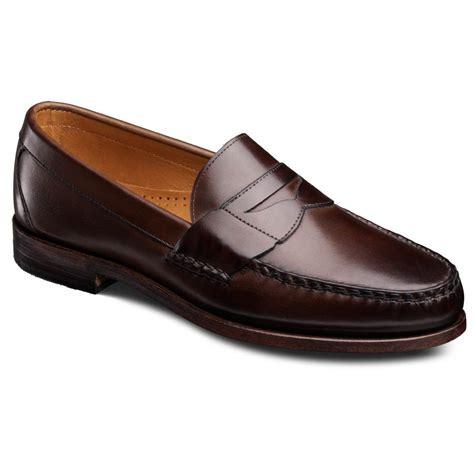 allen edmond loafers allen edmonds mens cavanaugh loafers brown