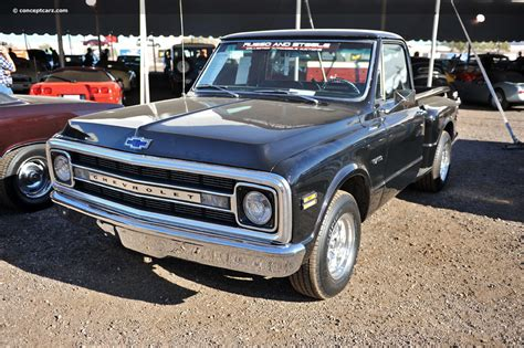 chevrolet 69 truck auction results and data for 1969 chevrolet c10