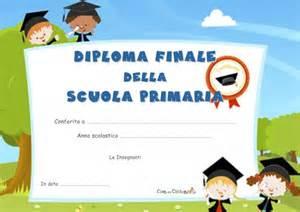 cornici diplomi da stare diploma di scuola primaria cose per crescere