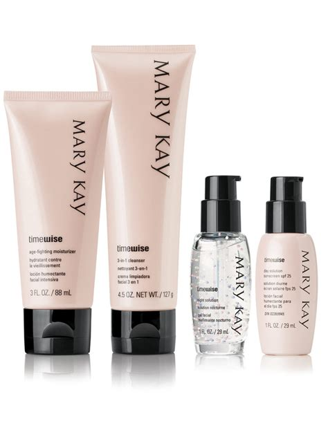 Wbxonia Set 3 In 1 timewise 174 3 in 1 cleanser combination