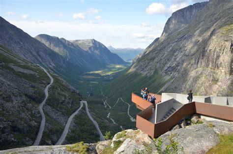 norvegia turisti per caso trollstigen norvegia viaggi vacanze e turismo turisti