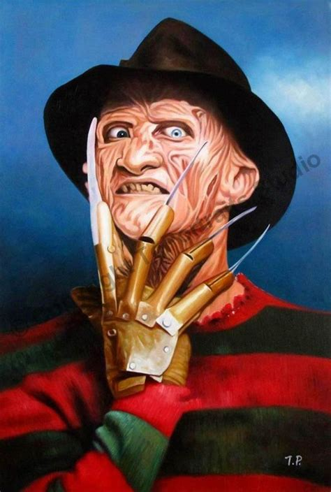 freddy krueger child murderer serial killer burnt