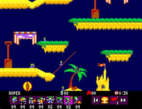 Cartmod Game Gear | 20 ans apr 232 s lemmings 2 arrive sur master system et game gear
