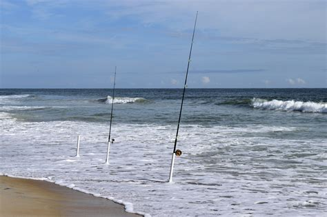 pictures of fishing surf fishing free stock photo domain pictures