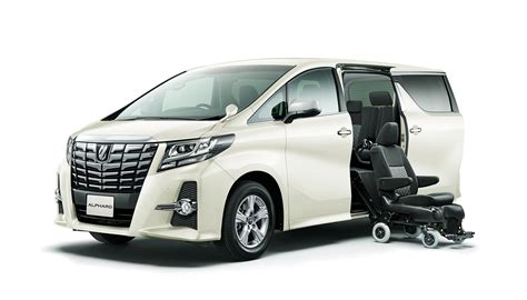 Toyota Japan New Vellfire 2015 Autos Post