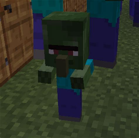 minecraft tutorial zombie villager testificate zombies and baby villager zombies survival