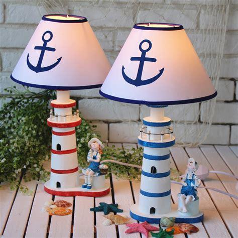 mediterranean style creative big size wooden lighthouse mediterranean creative bedroom living room l children