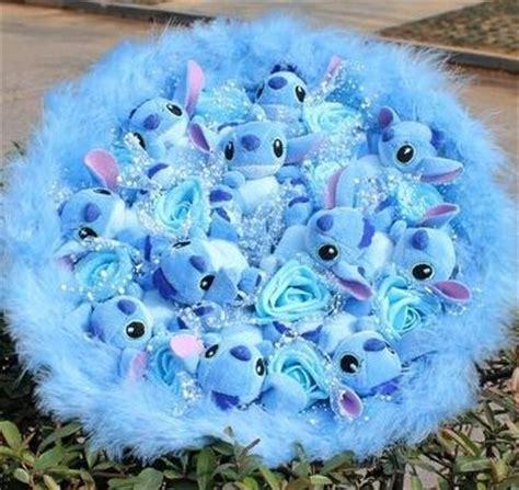 Box Flower Hadiah Gift Bunga Fresh Bunga Wisuda naik buket kartun stitch baby doll kotak bunga