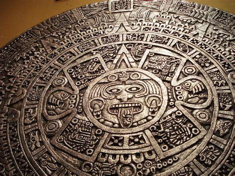 Calendario Azteca Y Piedra Sol Valkiria Cuadros Arte Y Escultura Piedra Sol O