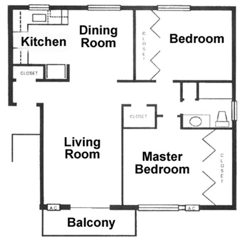floor plan of 2 bedroom flat bedroom bedroom apartment floor plans burke crest