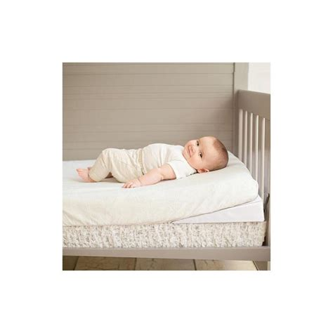 Dex Crib Wedge by Crib Mattress Wedge Dex Baby Safe Lift Deluxe Universal