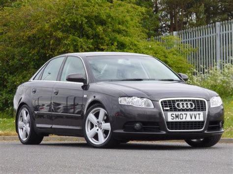 Audi A 4 Gebraucht by Used Audi A4 2007 Grey Colour Diesel 2 0 Tdi Quattro 170