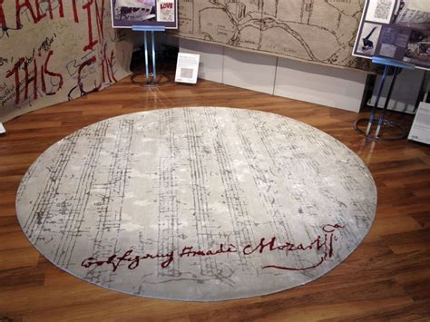 The Mozart Music Note Area Rug Rug Pinterest Rugs Rug Song