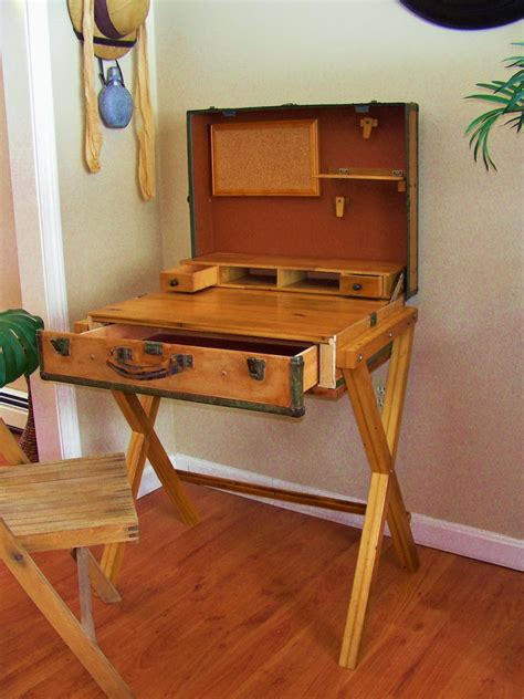 Upcycled Desk by Destinations Vintage Upcycled Repurposed Stuff