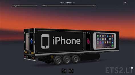 game mod iphone repo iphone trailer euro truck simulator 2 free game mods