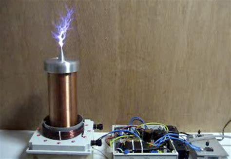 Tesla Coil Sound Tesla Coil Sound Tesla Image