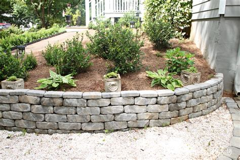 Planter Retaining Wall by Retaining Wall Planters Images