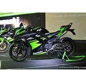 Kawasaki Ninja 300 Side  Indian Autos Blog