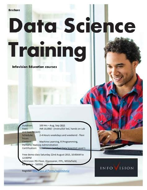 Mba In Data Analytics In Bangalore by Big Data Analytics Bangalore Computer Science Build