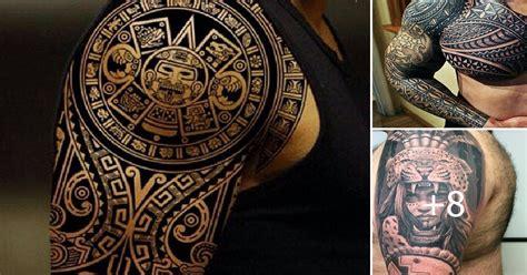 imagenes de aztecas en 3d tatuajes aztecas