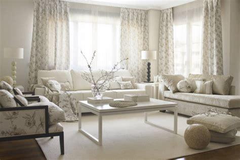 cortinas rusticas para salon caidas cortinas salon decorar tu casa es facilisimo