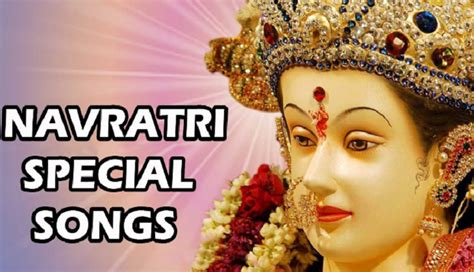 special songs navratri special songs 2017 9 songs to play during the