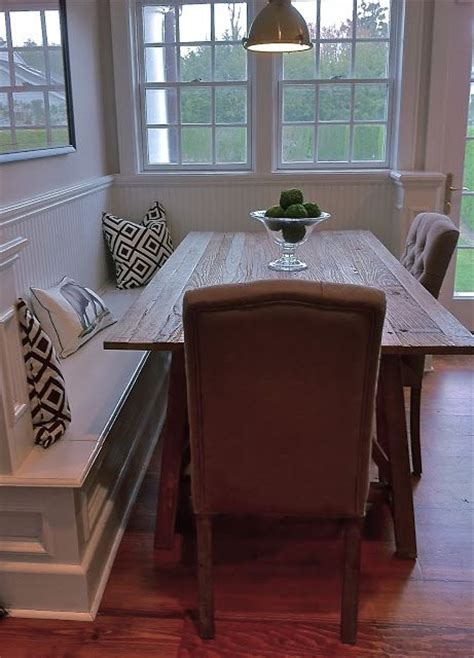 Dining Room Booth Style Seating by Best 25 Kitchen Bench Seating Ideas On