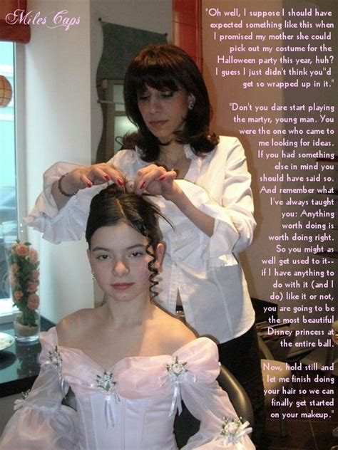 mothers feminizing sons at beauty salon pin by robert long on feminisation by mom or wife