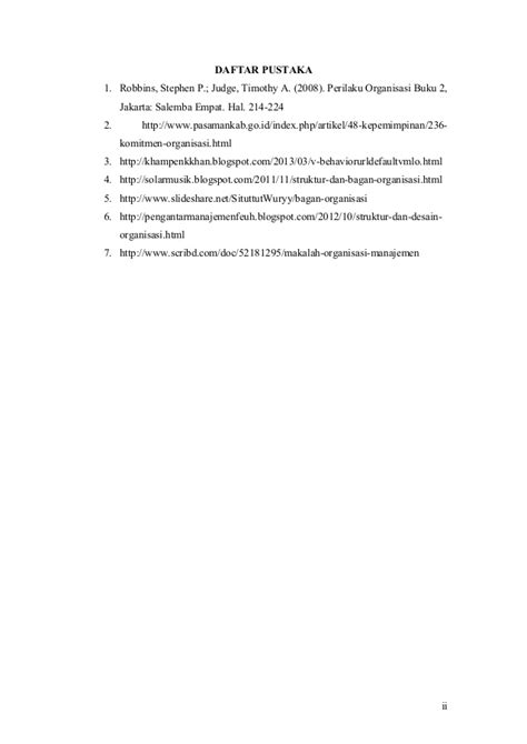 desain dan struktur organisasi makalah makalah bagan desain organisasi manajemen