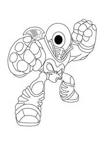 skylanders coloring page free printable skylander giants coloring pages for
