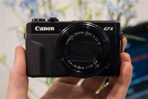 Kamera Canon G7x deretan kamera vlog terbaik plazakamera