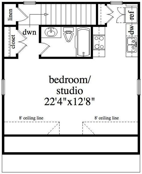 converting a garage into an apartment floor plans convert garage into apartment plans google search