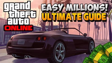 Best Money Making Mission Gta 5 Online - gta 5 online money making guide gta 5 how to make money online gta 5 online money