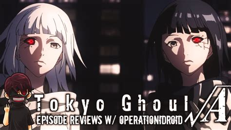 anoboy tokyo ghoul season 2 tokyo ghoul a episode 3 review 東京喰種 a season 2 hd