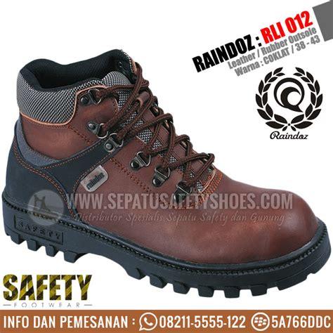 raindoz rli 012 toko sepatu safety safety shoes