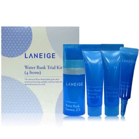 Water Bank Trial Kit laneige water bank trial kit strawberrycoco