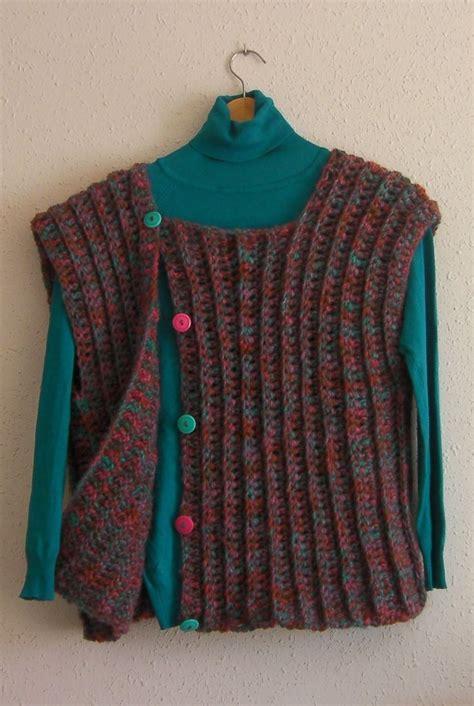 las 25 mejores ideas sobre chalecos tejidos en pinterest las 25 mejores ideas sobre chalecos de lana mujer en