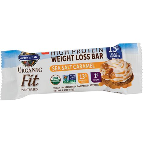 Garden Of Organic Fit Bars Garden Of Organic Fit High Protein Weight Loss Bar