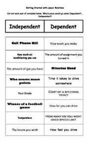 Independent And Dependent Variables Worksheet Middle School by Best 25 Dependent And Independent Variables Ideas On