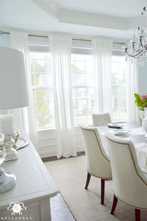 ikea ritva curtains white five times to go white in your home kelley nan