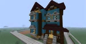 Build A Victorian House by Minecraft Build 002 Victorian House By Themultimechs On