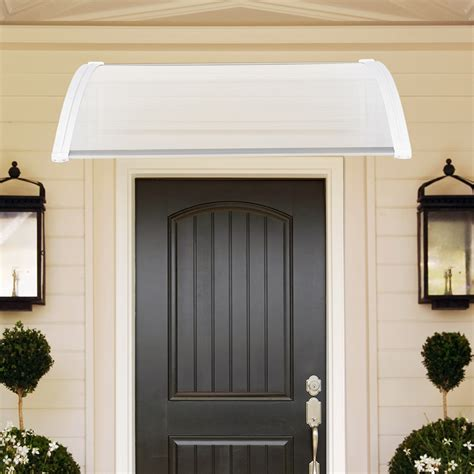 Diy Front Door Canopy Outdoor Patio Front Door Canopy Diy Awning Shelter Shade Cover Home Porch Ebay