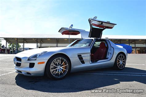 Mercedes Of Rochester Ny by Mercedes Sls Amg Spotted In Rochester New York On 06 27 2014