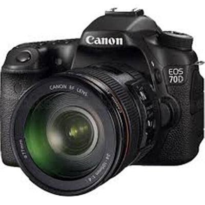 Resmi Kamera Canon 70d canon 70d 24 105mm is lens dslr foto茵raf makinas莖