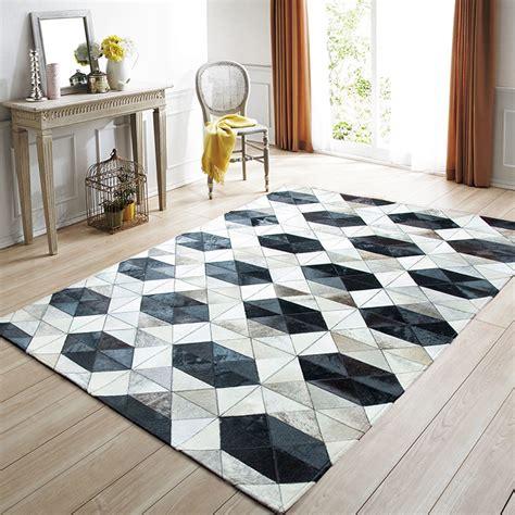 dekorieren mit rindsleder teppich kaufen gro 223 handel kuh fell teppiche aus china kuh
