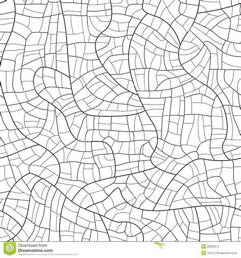 pattern paint net seamless silhouette craquelure background stock