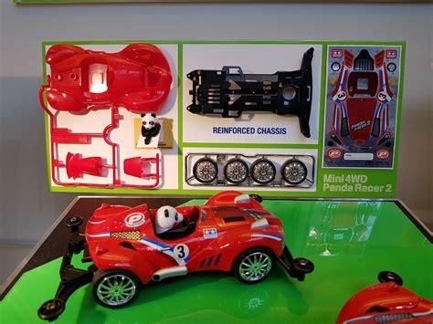 Tamiya Mini 4wd Panda Racer 2 Ii Chassis 18092 1 future releases tamiyablog page 3