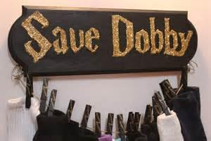 Harry Potter Bedroom Ideas dobby themed matchless sock holder chronicles of the